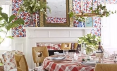 Using Wallpaper In The kitchen